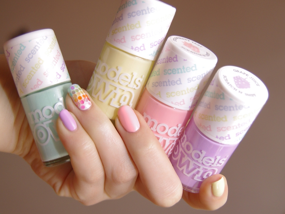 Bulleuw::Models Own pastel et paillettes 4