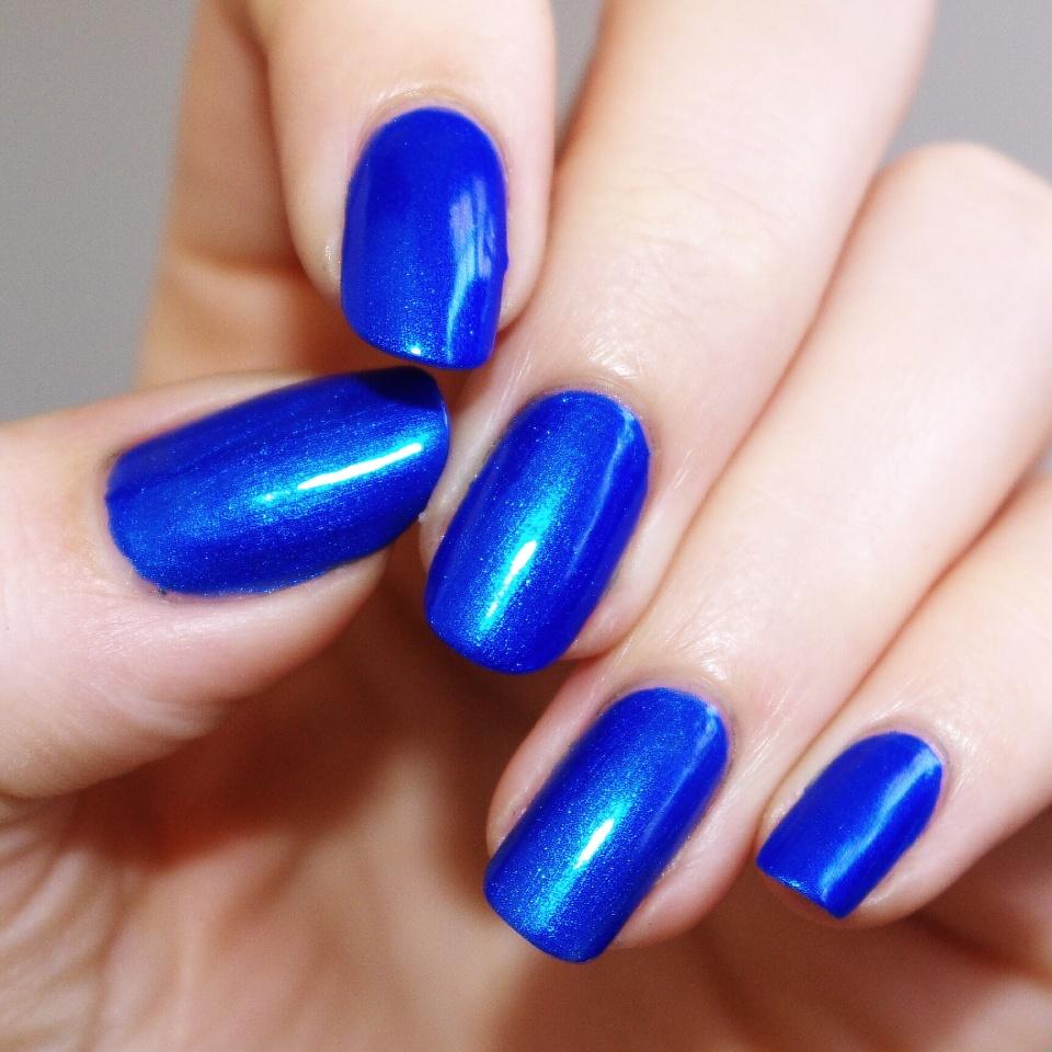 Bulleuw:Kiko Metallic blue 3