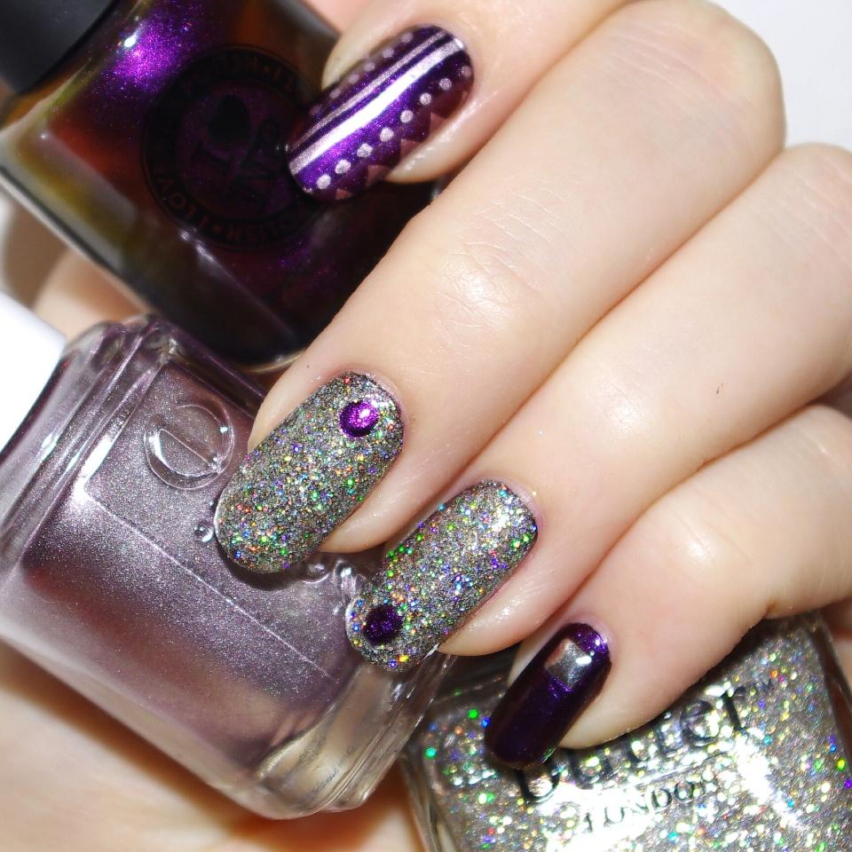 Bulleuw:Undenied Nail Art 1
