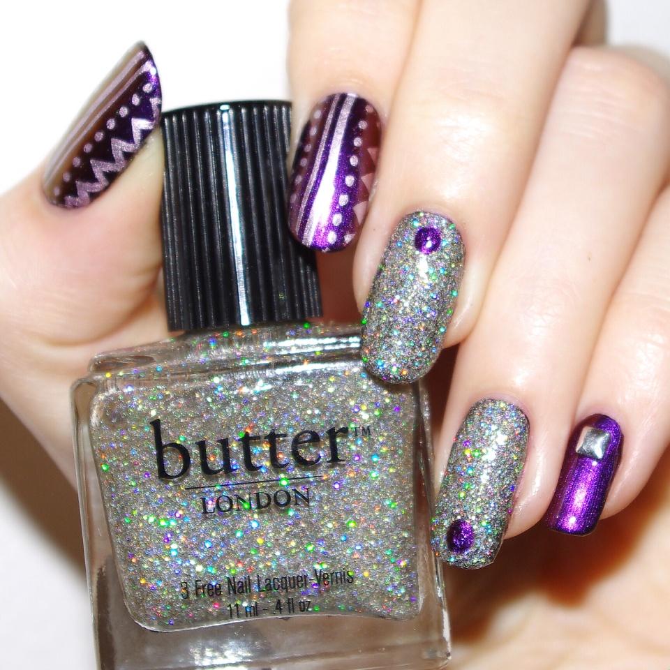 Bulleuw:Undenied Nail Art 2