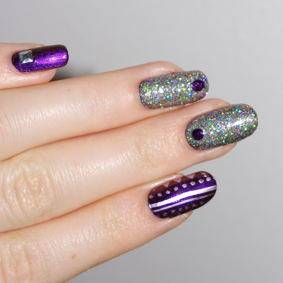 Bulleuw:Undenied Nail Art 4