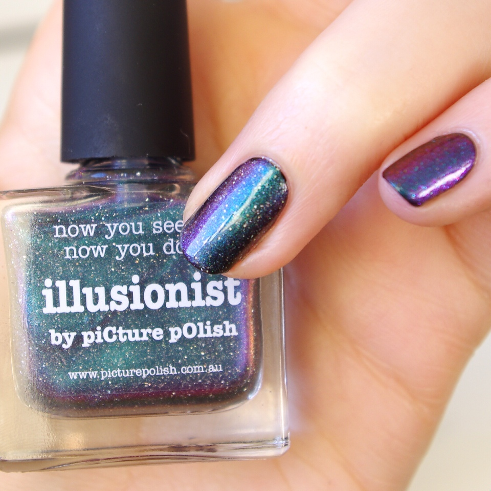 Bulleuw:Picture Polish LE Illusionist