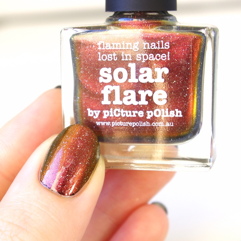 Bulleuw:Picture Polish LE Solar Flare
