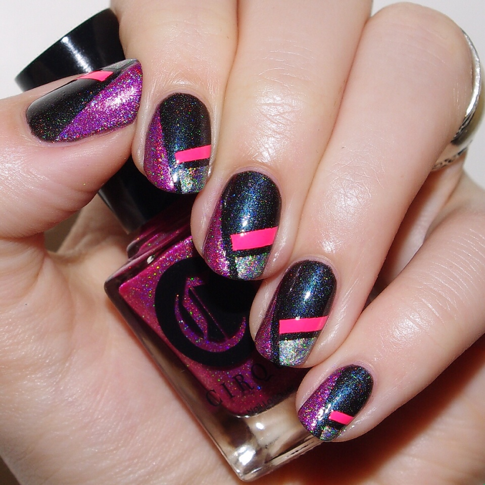 Bulleuw:ATC The Silence Nail Art 4