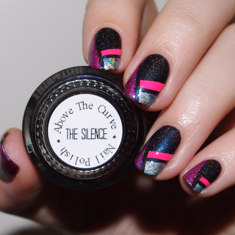Bulleuw:ATC The Silence Nail Art 7