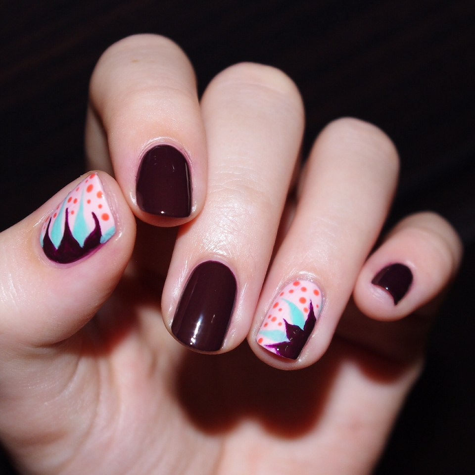 Bulleuw:Nail art Helionature 3