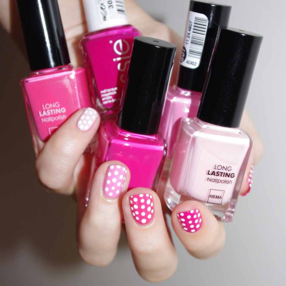 Bulleuw:Ombré Pink 1