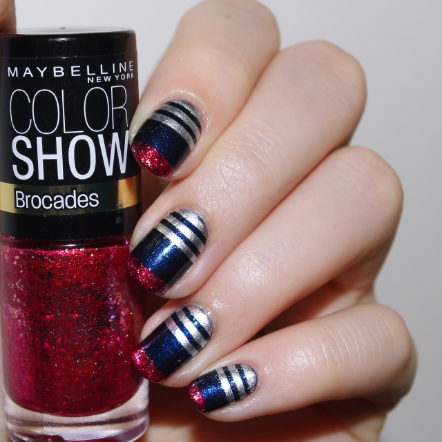 Bulleuw:Pearly Sapphire Blue Navy 3