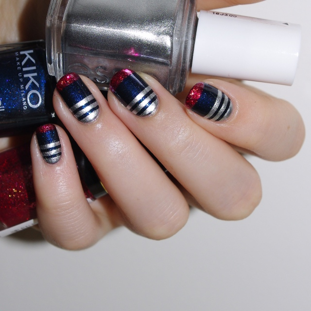 Bulleuw:Pearly Sapphire Blue Navy 4