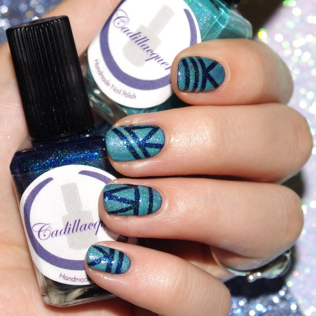 Bulleuw:Ink Cadillacquer & The rest is Silence 1