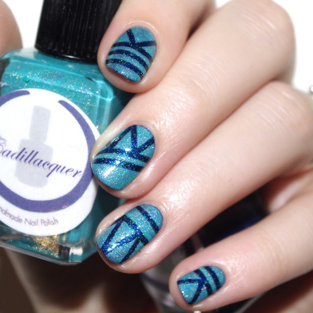 Bulleuw:Ink Cadillacquer & The rest is Silence 4
