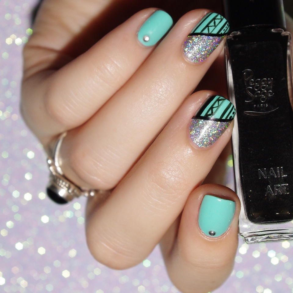 Bulleuw:Mint and Diamond Liner 0