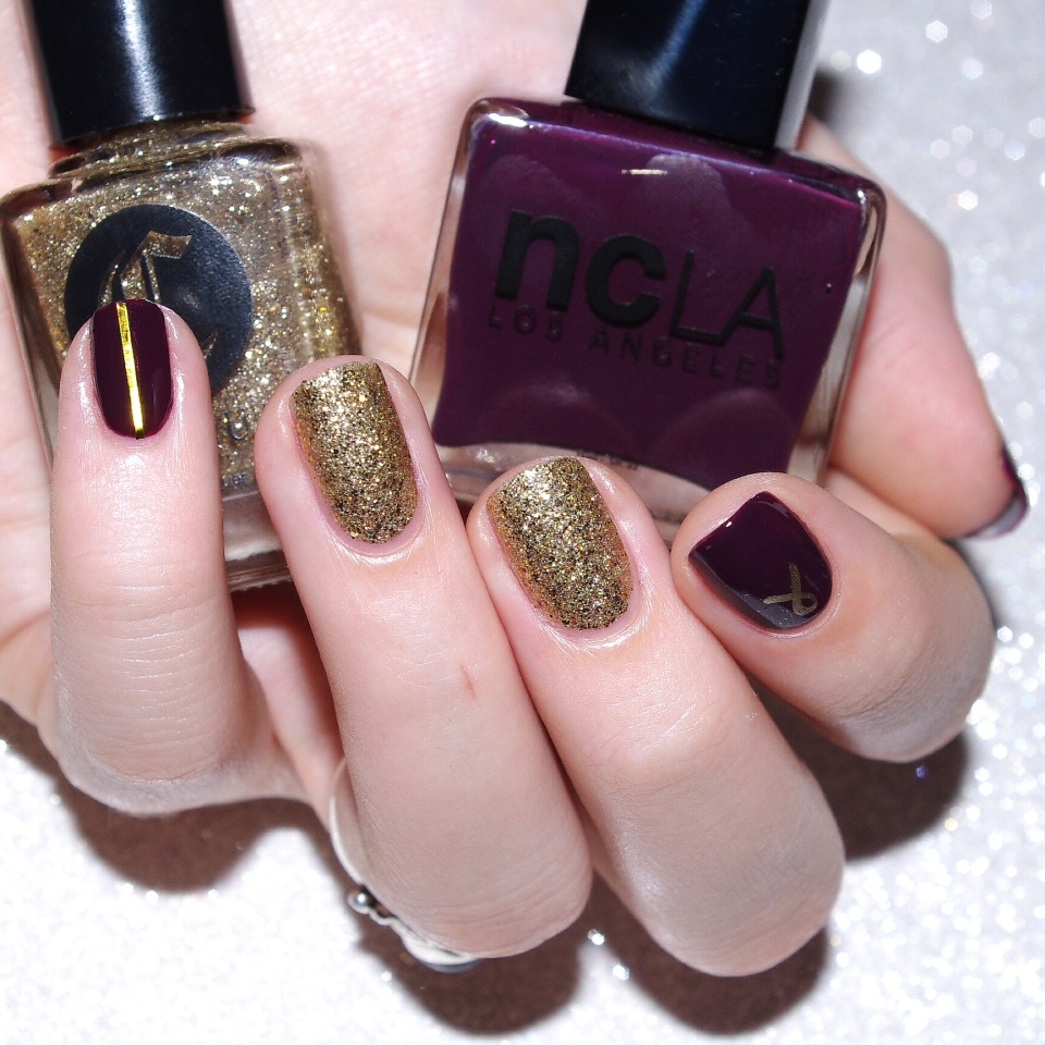 Bulleuw:Nailstorming Be Bold Go Gold 3