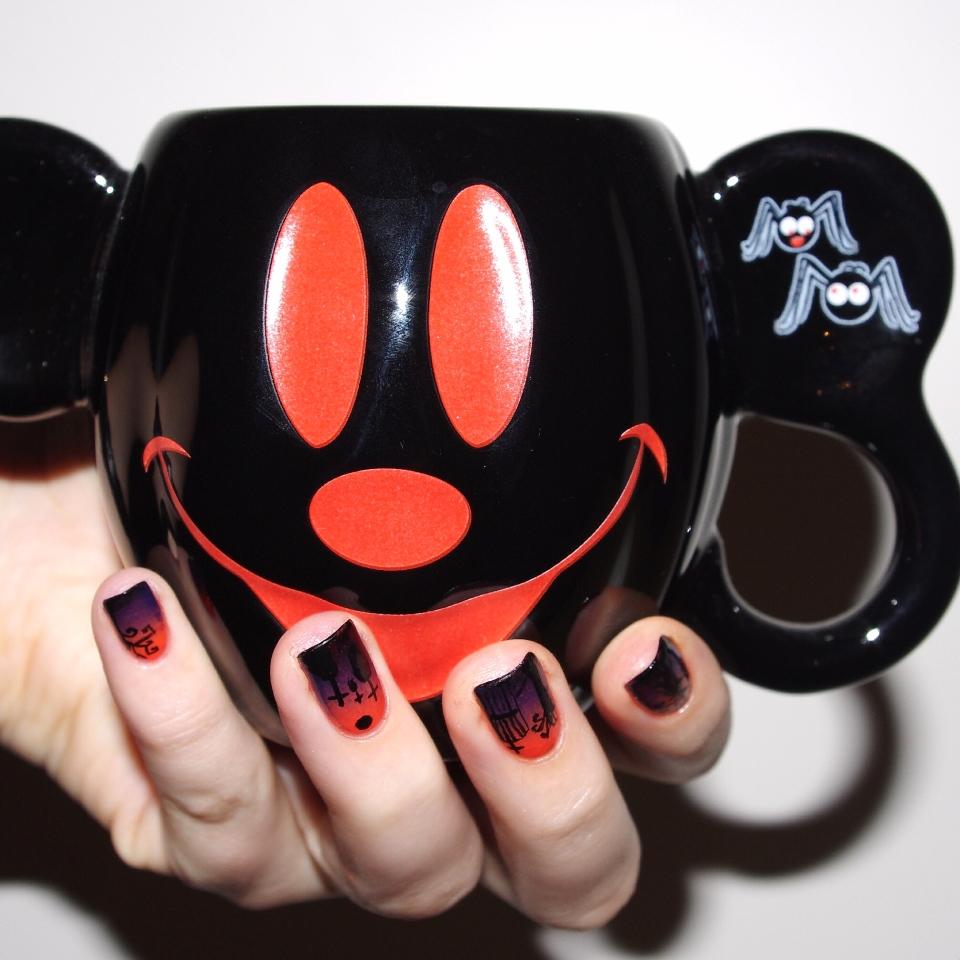 Bulleuw:Nailstorming Halloween Cimetière 5