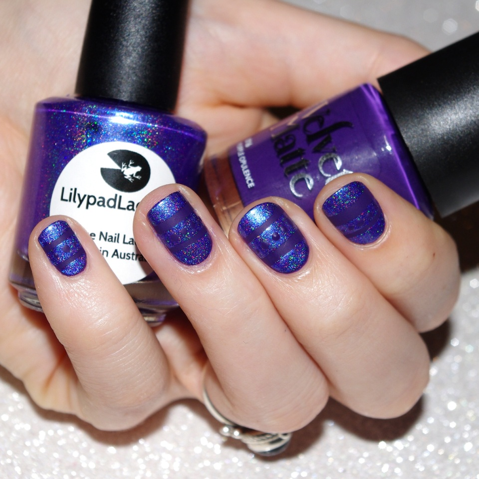 Bulleuw:Purple Opulence Lilac Lovely 2