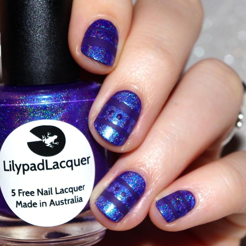 Bulleuw:Purple Opulence Lilac Lovely 3