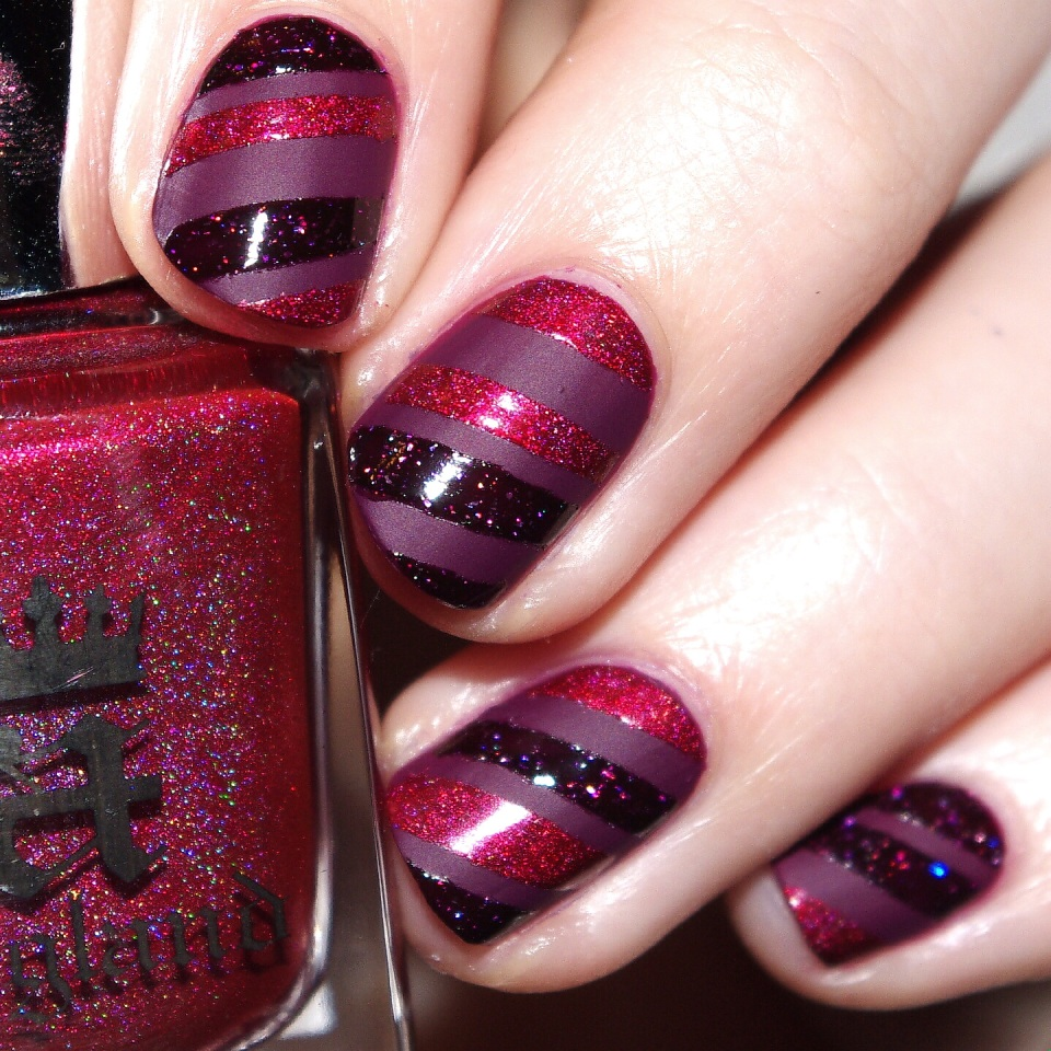 Bulleuw:Sumptuous Red Candy Canisé 5