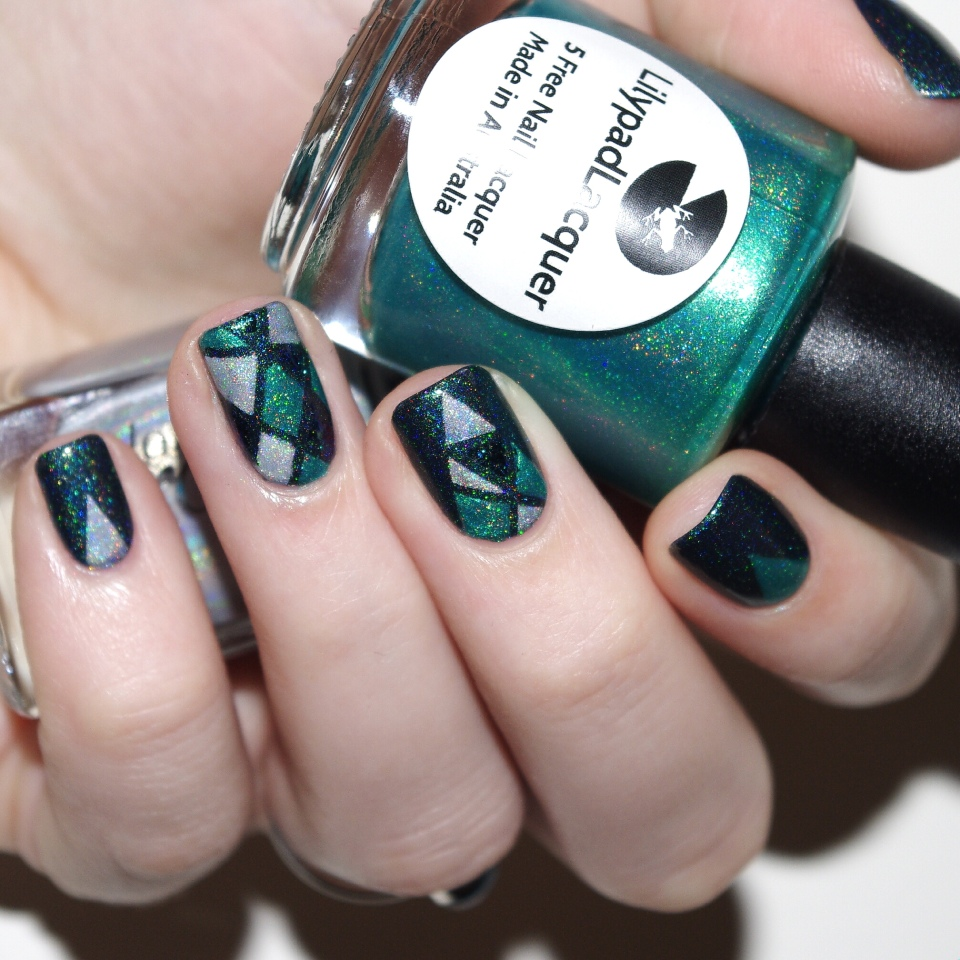 Bulleuw:Teal Mix & Match 2