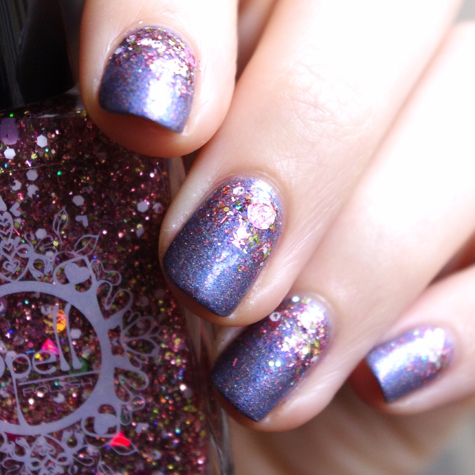 Bulleuw:Dwelling in Cliffs + Pink Glitter 5