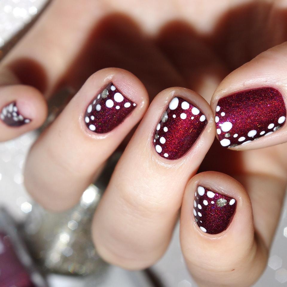 Bulleuw:Moscow Nail art 5