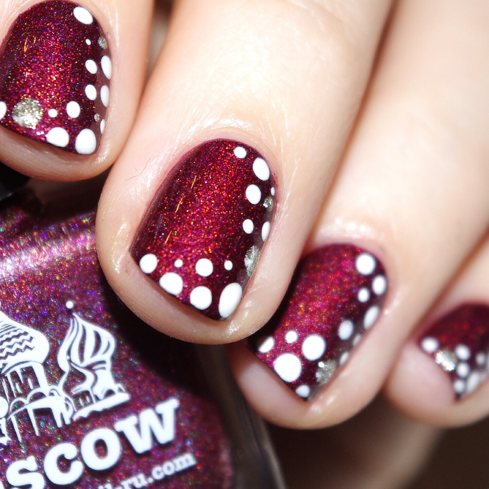 Bulleuw:Moscow Nail art 6