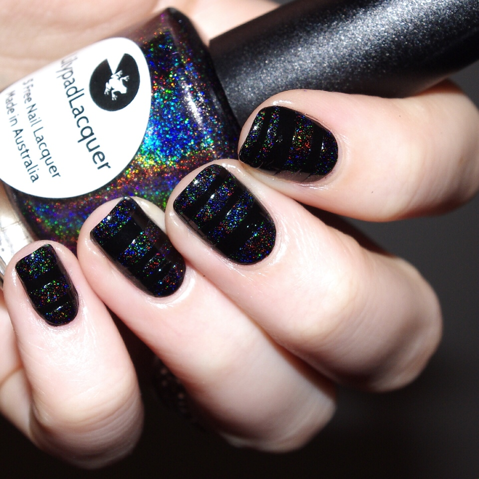 Bulleuw:Black & Rainbows in Space 2