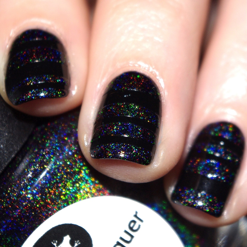 Bulleuw:Black & Rainbows in Space 5