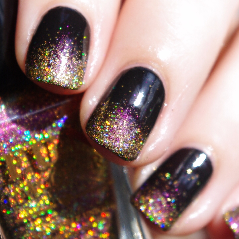 Bulleuw:Celebrate Nail art 7