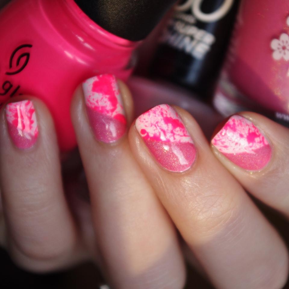 Bulleuw:Pink Splash & Holo 2