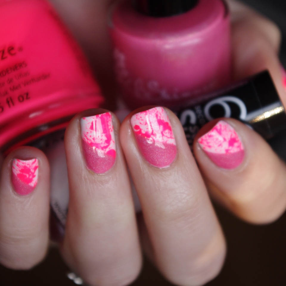 Bulleuw:Pink Splash & Holo 6