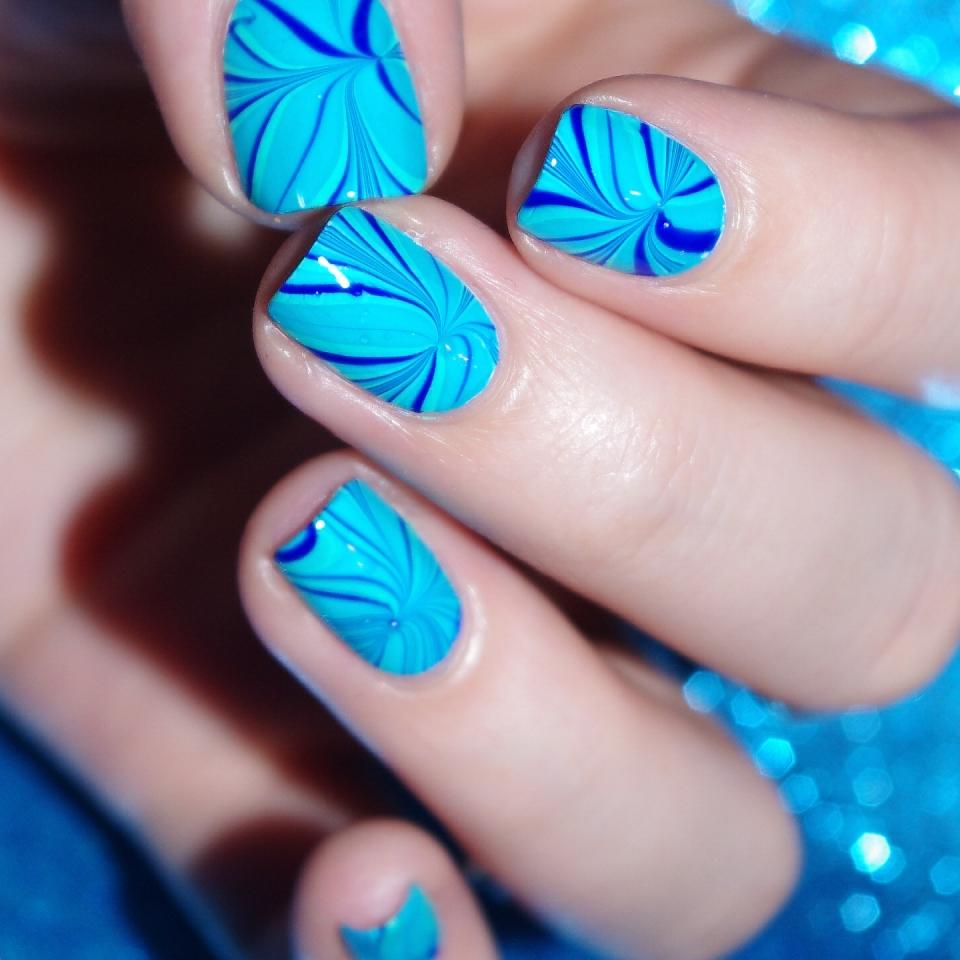 Bulleuw:Blue WaterMarble 4
