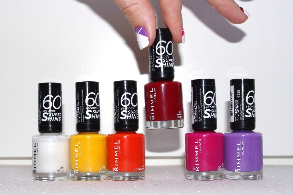 Bulleuw:Life in colors with Rimmel 0