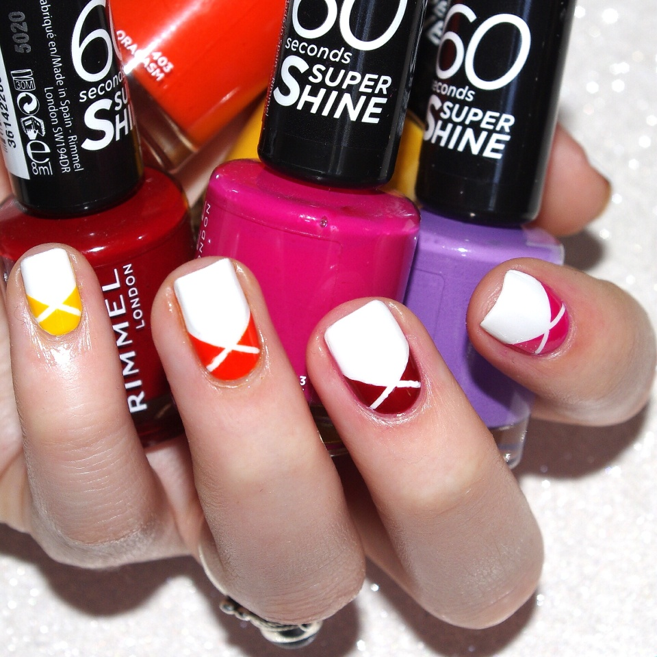 Bulleuw:Life in colors with Rimmel 1