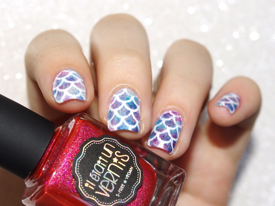Bulleuw:Mermaid's nails 2