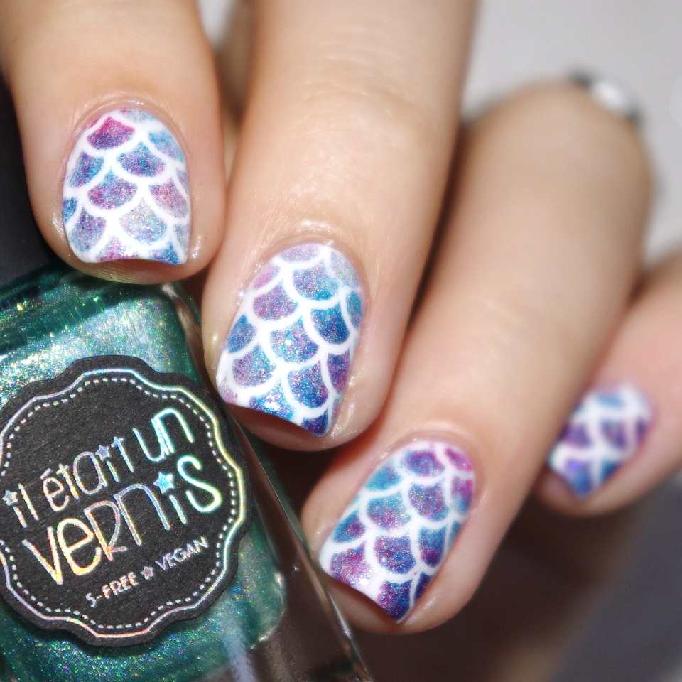 Bulleuw:Mermaid's nails 3