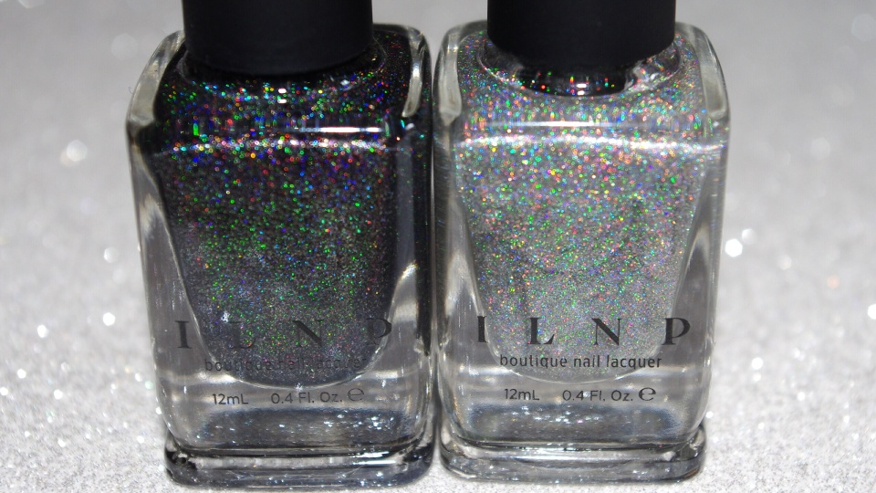 Bulleuw:ILNP Ultra Holos Bottles Black and White