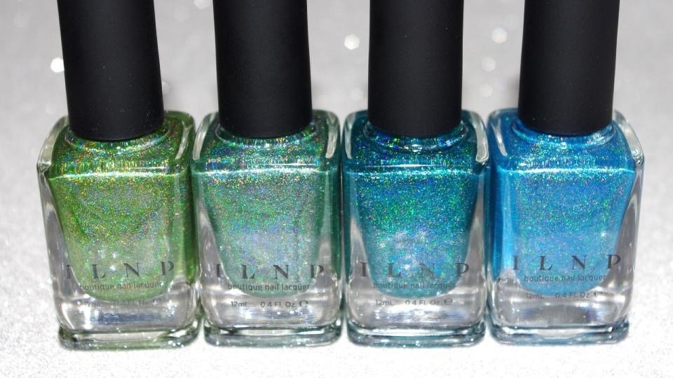 Bulleuw:ILNP Ultra Holos Bottles Bleu Green
