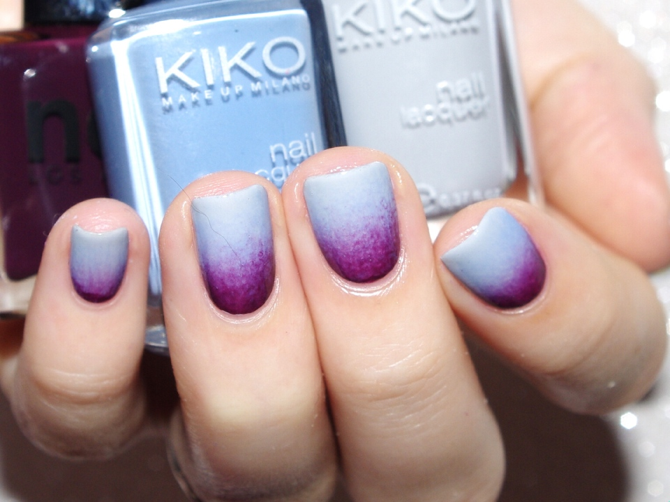 Bulleuw : 31DC2015 10 Gradient Nails 2