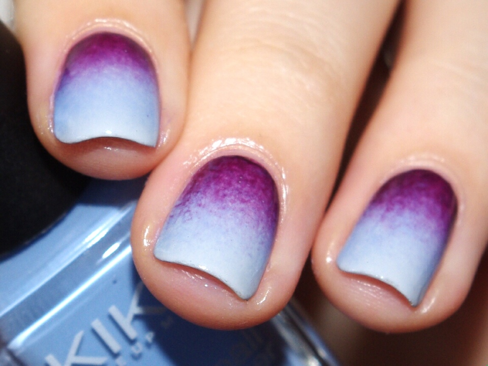 Bulleuw : 31DC2015 10 Gradient Nails 3