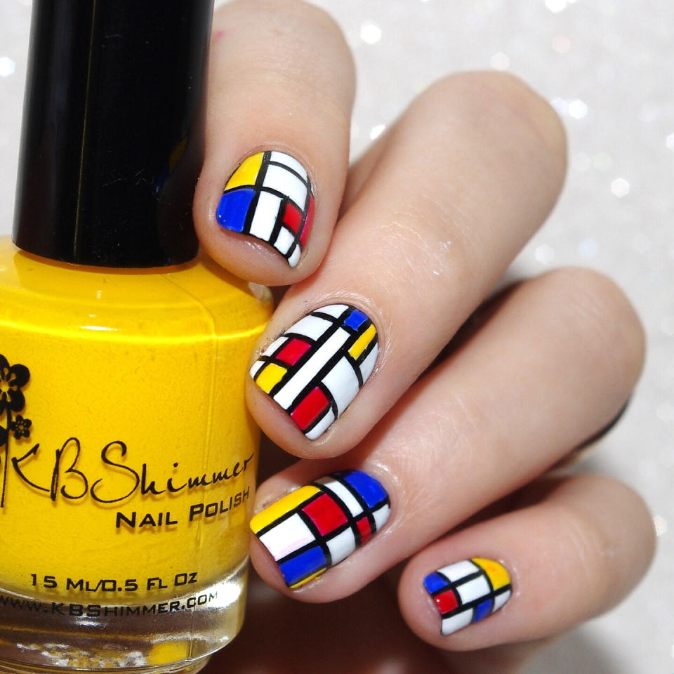 Bulleuw : 31DC2015 Mondrian 3