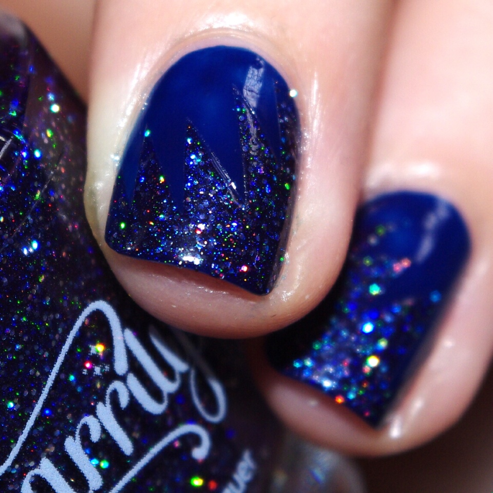 Bulleuw:31DC2015 Blue Nails 7