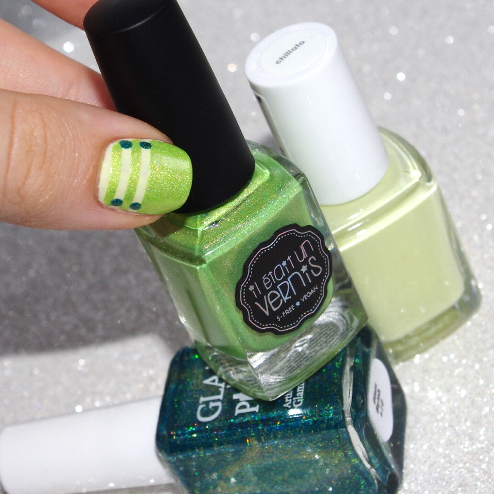 Bulleuw:31DC2015 Green Nails 9
