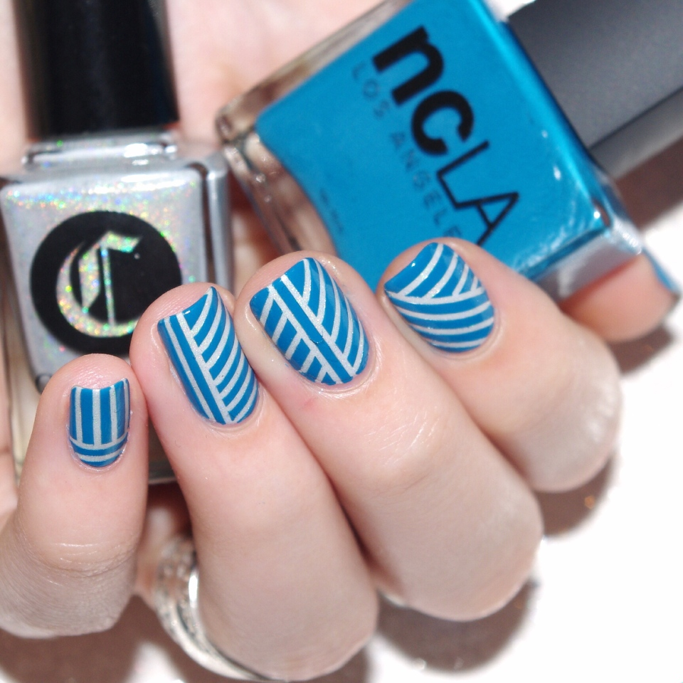 Bulleuw : 31DC2015 Honor Nails You 10