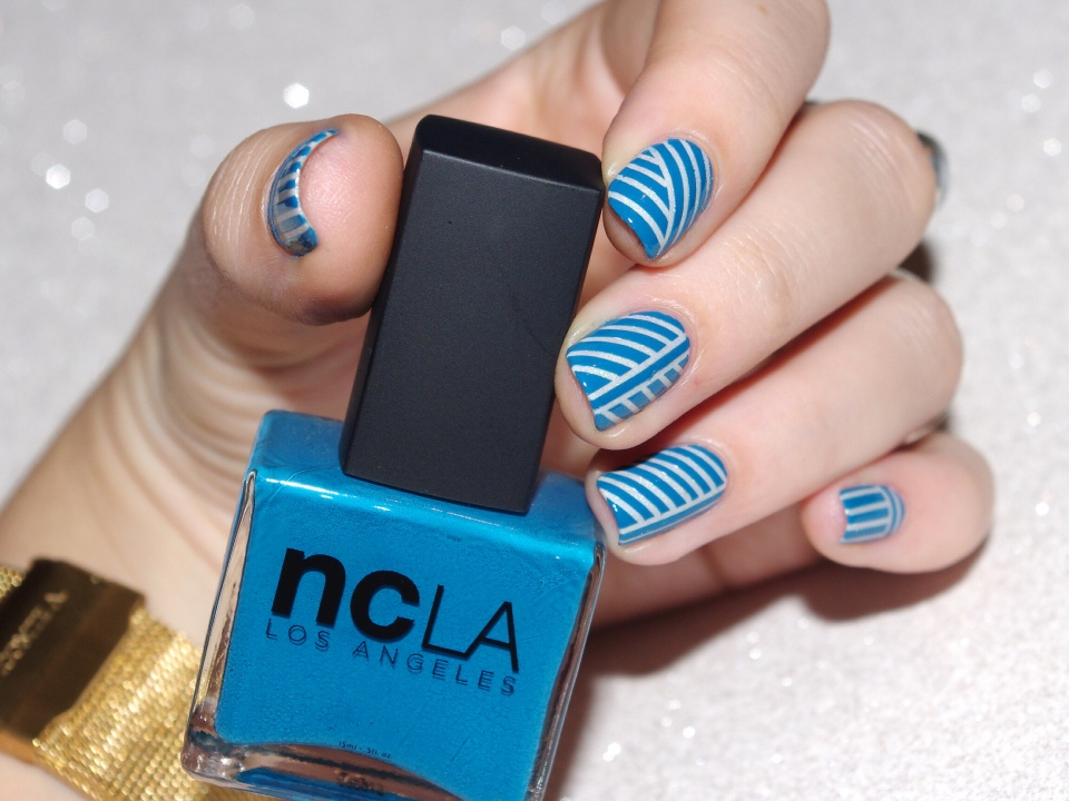 Bulleuw : 31DC2015 Honor Nails You 11