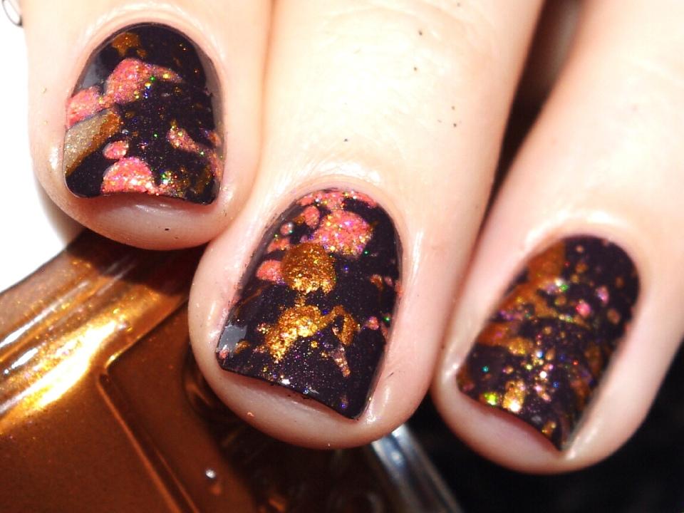 Bulleuw : Halloween Nails part one 11
