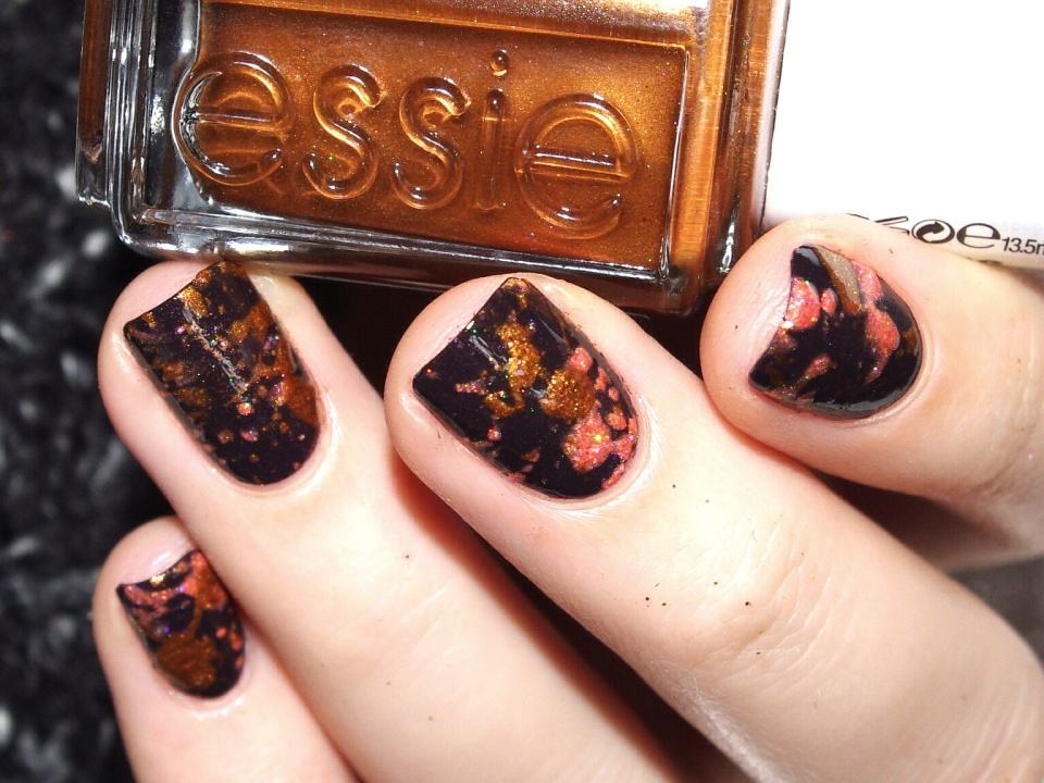 Bulleuw : Halloween Nails part one 12