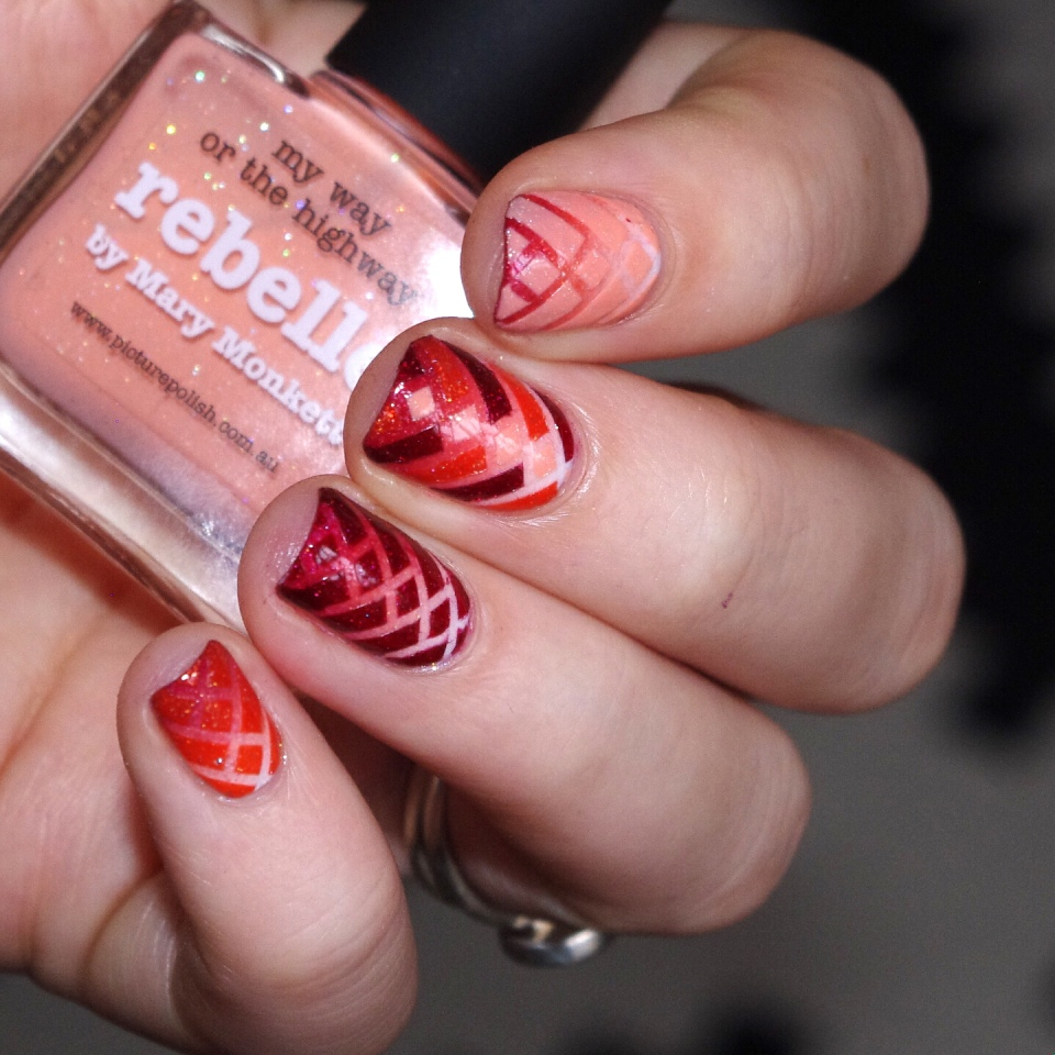 Bulleuw : Nail Art Quarterly PP 13