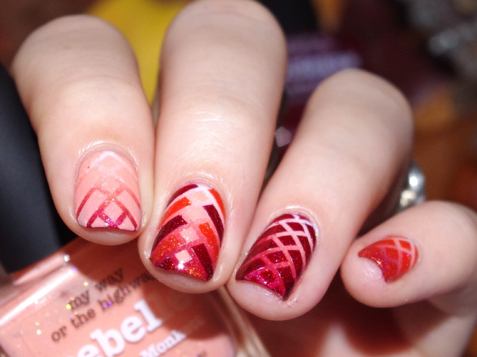 Bulleuw : Nail Art Quarterly PP 18