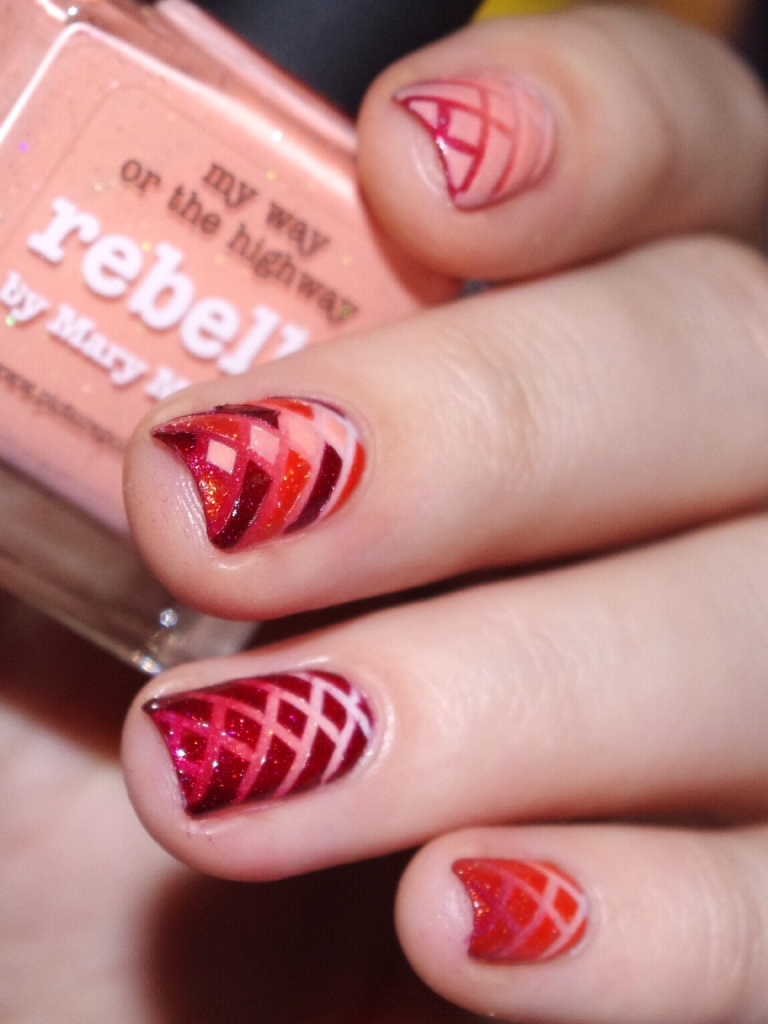 Bulleuw : Nail Art Quarterly PP 19
