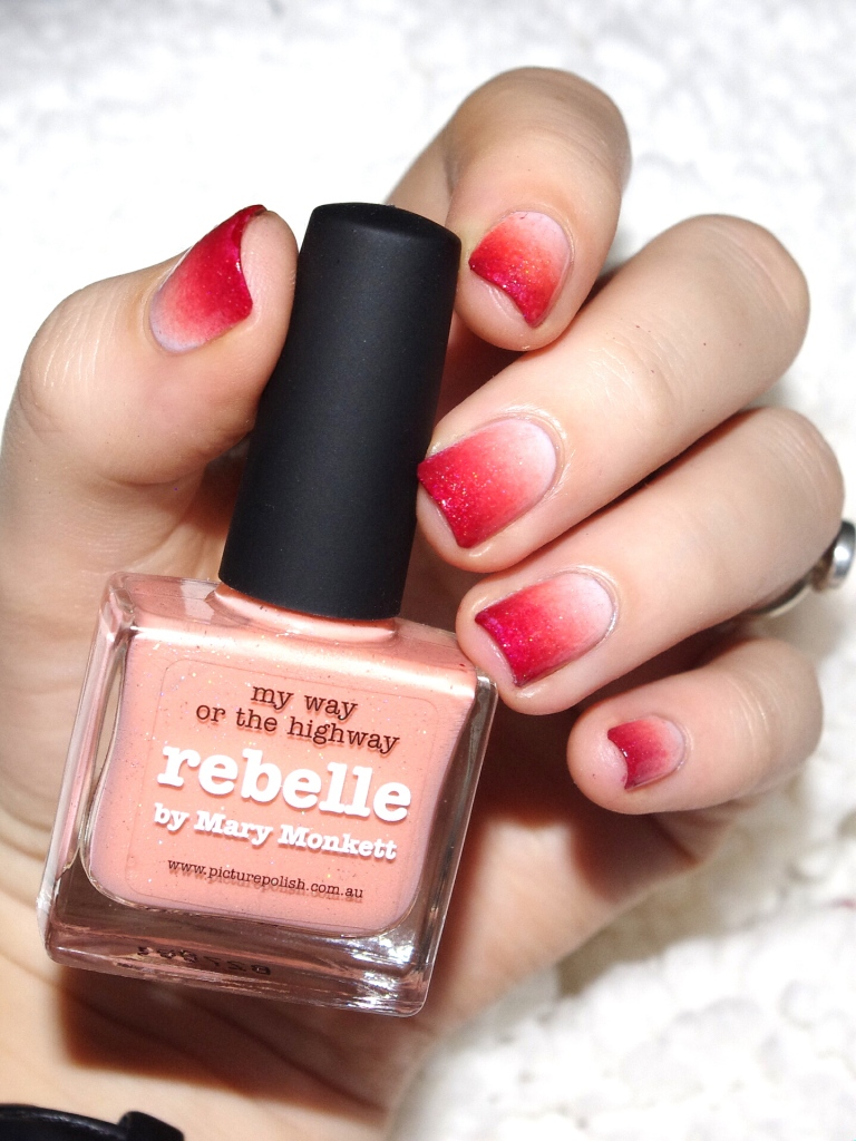 Bulleuw : Nail Art Quarterly PP 7
